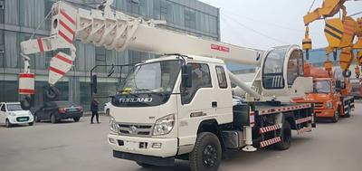 山东省济宁市任城区其它农机  福田8-16吨汽车吊