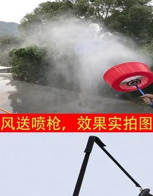 河南省洛阳市洛宁县喷头