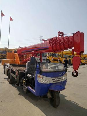 山东省济宁市任城区轮式拖拉机  三轮吊车