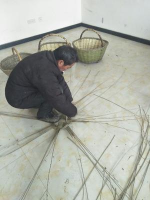 陕西省西安市蓝田县手工编织的笼