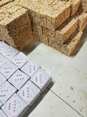 四川省广安市邻水县冻糯米  纯手工米花糖 红糖味