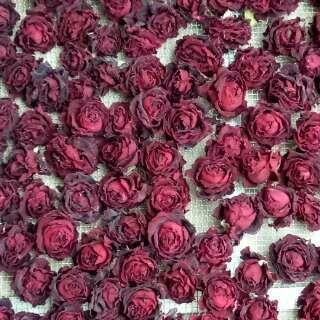 云南省红河哈尼族彝族自治州弥勒市玫瑰花茶 一级 散装