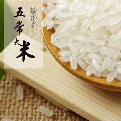 黑龙江省哈尔滨市五常市稻花香二号大米 一等品 早稻 籼米