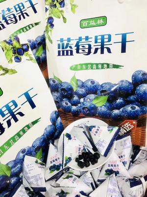 这是一张关于野生蓝莓果干 的产品图片