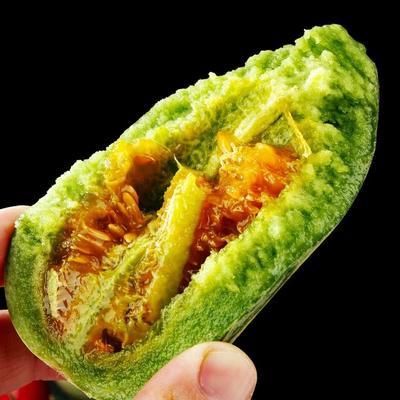 山东省潍坊市寿光市羊角蜜甜瓜 0.5斤以上
