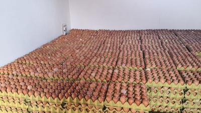 这是一张关于红皮鸡蛋 食用 散装 的产品图片