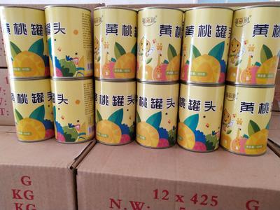 安徽省宿州市砀山县毛桃罐头 24个月以上