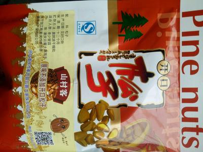重庆奉节县松子 12-18个月 包装
