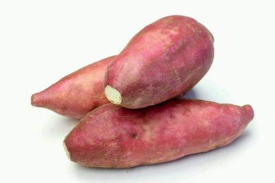 山东省聊城市临清市烟薯25 3两~6两 红皮