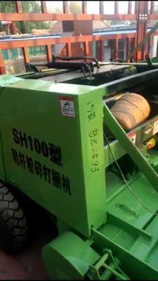 山东省菏泽市郓城县捡拾打捆机 粉碎机