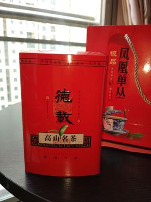 这是一张关于单枞茶 一级 罐装 的产品图片