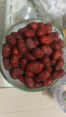 新疆维吾尔自治区巴音郭楞蒙古自治州库尔勒市若羌灰枣 统货