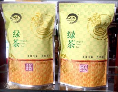 这是一张关于烘青绿茶 一级 袋装 的产品图片