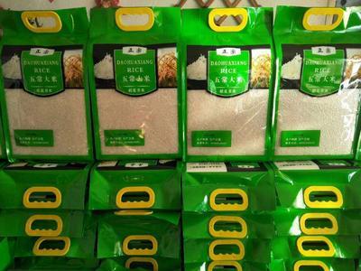 这是一张关于 稻花香大米 一等品 再生稻 粳米 的产品图片