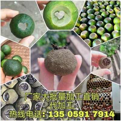 这是一张关于柑普茶 罐装 特级 的产品图片
