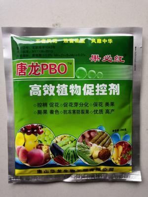 河南省郑州市金水区叶面肥  PBO果必红 促控剂