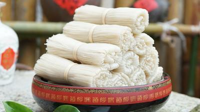 广西壮族自治区梧州市岑溪市手工红米线