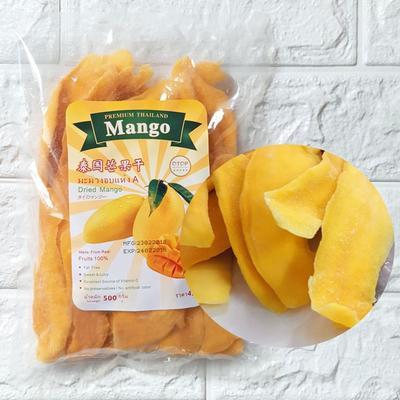 这是一张关于芒果干  25.9元一斤包邮的产品图片