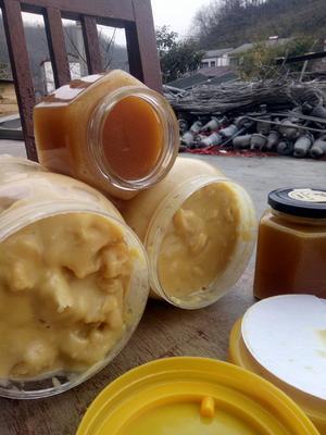 陕西省安康市镇坪县土蜂蜜 塑料瓶装 2年以上 100%