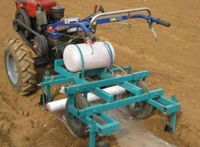 山东省济宁市曲阜市地膜机  小型农用覆膜机