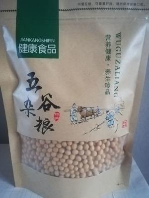 黑龙江省鸡西市麻山区黑龙江大豆 生大豆 2等品