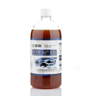 山东省潍坊市诸城市复合微生物菌剂  水产EM原液 改善水
