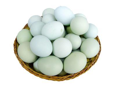 这是一张关于绿壳蛋鸡 3-4斤 统货 的产品图片