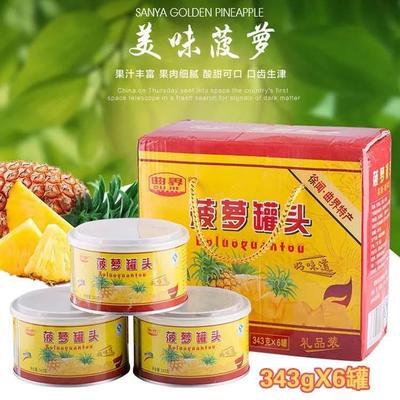 广东省湛江市徐闻县菠萝罐头 12-18个月