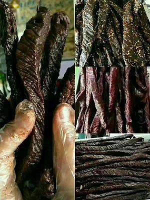 内蒙古自治区锡林郭勒盟锡林浩特市风干牛肉 12-18个月
