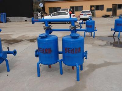 这是一张关于砂石过滤器 的产品图片