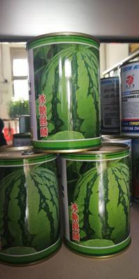 河南省周口市扶沟县冰糖麒麟王西瓜种子 二倍体杂交种 ≥95%