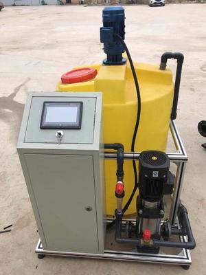 这是一张关于肥料搅拌机 的产品图片