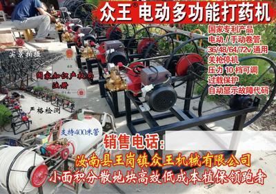 河南省驻马店市汝南县喷雾机 打药机,电动打药机