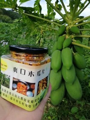 这是一张关于青木瓜 3 - 4斤 的产品图片