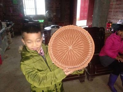 广西壮族自治区玉林市博白县手工编织篮