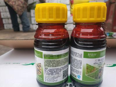 河南省郑州市惠济区二甲戊灵 水剂 瓶装 低毒