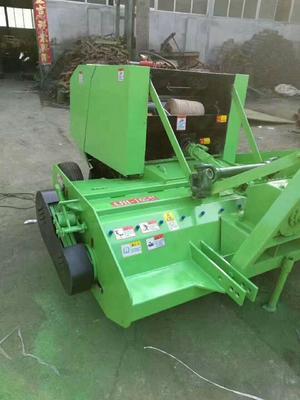 山东省菏泽市郓城县粉碎打捆机  小麦秸秆捡拾打捆机