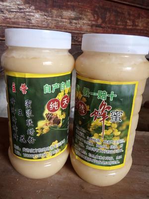 安徽省阜阳市阜南县意蜂蜂蜜 塑料瓶装 2年以上 100%