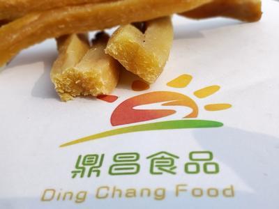 山东省枣庄市山亭区蜂蜜罐地瓜干  1年 袋装 条状 一件20斤,红薯干