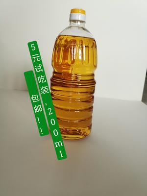 山东省临沂市莒南县 农家小炸花生油