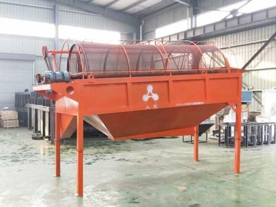 河南省鹤壁市淇滨区有机肥筛分机分级筛