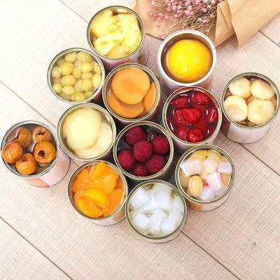 湖南省长沙市长沙县杂果罐头 6-12个月