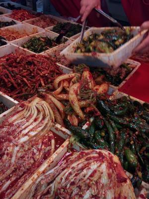 吉林省吉林市舒兰市咸水辣椒  各种鲜族小咸菜