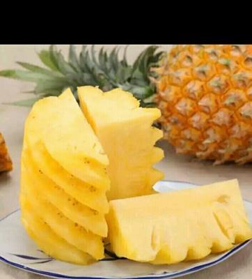 这是一张关于香水菠萝 1.5 - 2斤 的产品图片