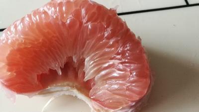 这是一张关于晚香蜜柚 1.5斤以上 的产品图片