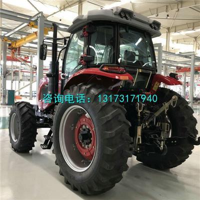 这是一张关于轮式拖拉机 的产品图片