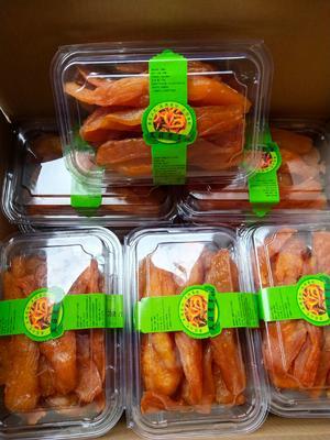 浙江省杭州市临安市倒蒸红薯干 半年 条状 礼盒装