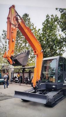 山东省济宁市任城区挖掘机