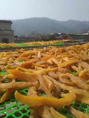 广东省清远市英德市红薯干 半年 条状 袋装