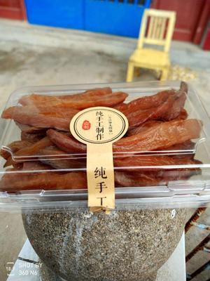 山东省枣庄市薛城区倒蒸红薯干  条状 一斤一盒